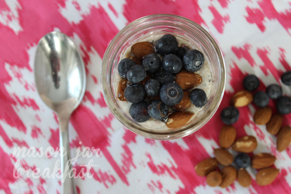 breakfast in a jar recipe