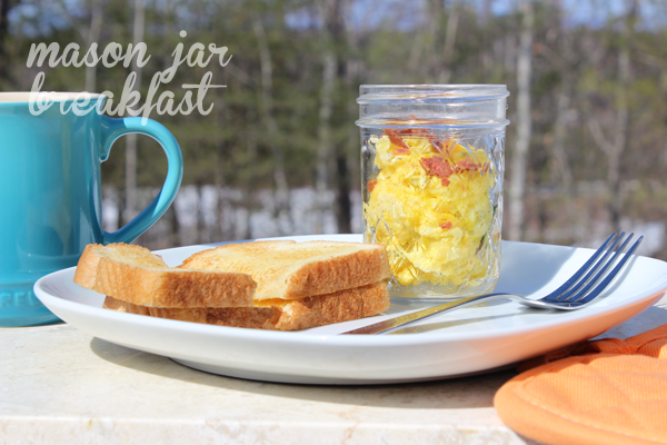 Mason Jar Breakfast Recipe